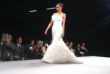 My Favorite Angel Rivera Wedding Gowns / It was a huge treat to meet illustrious designer Angel Rivera at Bridal Fashion Week, and his collection is divine...