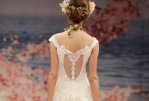 My Favorite Claire Pettibone Wedding Dresses / Absolutely heavenly! Claire Pettibone creates romantic, ethereal masterpieces.