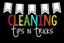 Cleaning Tips N' Tricks