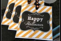 IttyBitty +  Give Halloween  P A R T Y  / Fallish Party  + Halloween
