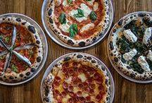 Pizza / Deep dish, thin crust...we don't discriminate.