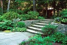 Stairs, steps and stoops / A sampling of many of ARNOLD Masonry and Landscape's stairs, steps and stoop projects throughout Metro Atlanta.