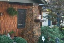 Columns and entrances / A sampling of many of ARNOLD Masonry and Landscape's columns and entranceway projects throughout Metro Atlanta.