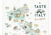 Taste of Italy / The love of food is a major theme in every region of Italy. Super-fresh fish and blushing pink prawns are on every coastal menu, plump tomatoes wait to be plucked from the vine, earthy golden mushrooms and delicious salamis are kept cool in cellars.  Don't forget to enter our competition to win a 3 day foodie trip to Parma: www.sawdays.co.uk/win-taste-of-italy
