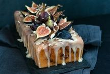 Cakes and other decadent treats / Unhealthy, sinful and yummy.