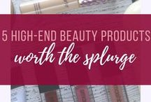 High-End Beauty / Everything from high-end makeup, high-end skincare products, high-end hair products, reviews and swatches.