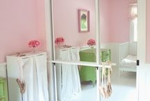 kinderkamer girls ballerina kamer