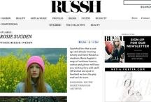 Rosie Sugden - In the press