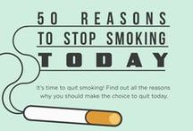 Quit Monday: Reasons / Check out some of the many reasons to Quit & Stay Quit Monday and ditch the cigs for good.