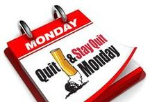 Quit Monday: Resources / Resources that can help you Quit & Stay Quit Monday.   For more visit: www.IQuitMonday.org