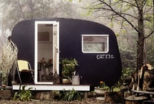 Escape + Retreat / Going on holiday glamping style