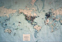 Wanderlust ✈ / places that hold my heart...places I've been and places I have yet to discover <3  / by Amanda K