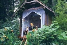 Garden + Hideaway / Fantasy escape, hold onto your childhood