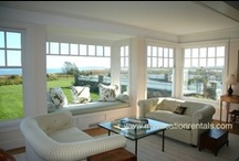 Featured: AGARH - 6 BR / Ultimate luxury waterfront home in the most sought after area of Edgartown. / by Martha's Vineyard Vacation Rentals