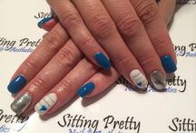 Sitting Pretty Nails