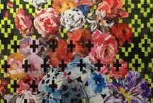 Sarah Van Hoe / Paintings by Sarah Van Hoe