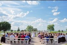 Maumee Bay Ohio Wedding Photos / Weddings taken at Maumee Bay Resort in Oregon Toledo Ohio by Mary Wyar Photography marywyar.com