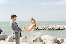 Catawba Island Club Weddings by Mary Wyar Photography http://MaryWyarPhotography.com / Catawba Island Club Weddings Port Clinton Ohio By Mary Wyar Photography http://marywyar.com