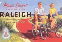 Raleigh Heritage / A collection of some of our most classic Raleigh posters and memorabilia from the last 100 years.