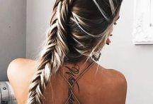Hair (mixed)