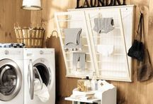 Wasruimte laundry