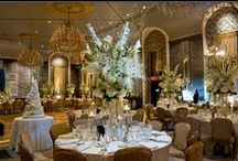 Waldorf Astoria NYC Wedding / Beautiful Wedding by Ariston Flowers at the Waldorf Astoria NYC. Photographed by Brett Matthews.  #wedding #waldorfastoria #nyc / by Ariston Flowers