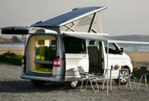 Campervan stuff / VW T5 vans and related motoring and camping equipment, additional compact things, neat and portable