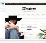 WordPress Themes / Wordpress Themes - Inspiration - Webdesign