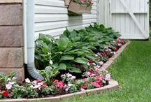 Flower Beds/Gardening / Flower beds and gardening.