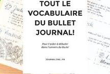 Bullet Journal - Bujo