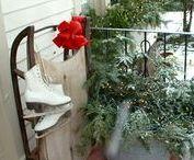 Winter Porch Designs