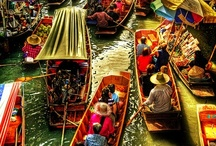 Thailand: Places I want to go