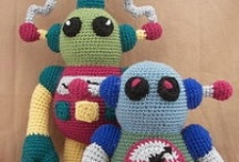 Crochet knitted handmade things for little people