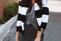 Fashion  / Things I like