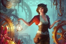 Best Steampunk / Only the best Steampunk images from around the web.