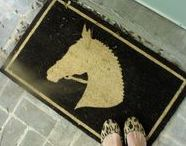 The Year of the Horse - 2014 / 2014 is the year of the horse, and a great reason to start incorporating equestrian decor into your home design!