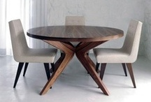 Mid Century Modern / A Fantastic Collection Of All The Mid Century Modern Leather  Furniture We