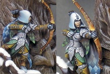 Best Mini - Fantasy  / The Best Fantasy Mini paint jobs that I have seen lately. Will mostly be Warhammer figures from human races (as that is what I like) but a few others may appear.