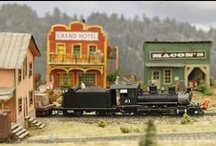 Best Model Trains - US HO / Best photos of North American model railroading. Primarily in HO scale.