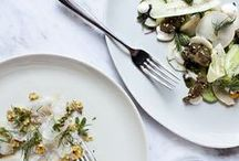"Nourish / ""Let food be thy medicine."" 