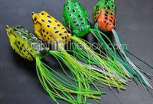 Fishng and fishing lures and stuff i want / by Bryson Salazar