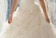 FABULOUS DRESSES / Evening gowns and wedding dresses