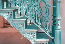 Teal / According to Dulux the colour of 2014