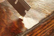 Furniture etc + Decoupage