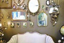 Vintage & Antique Mirrors