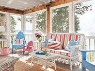 Up North Decor - Vintage Cabin