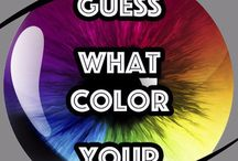 Quizzes / Sites that ask you to answer questions to find out your name, what color you are, you type of dream home.....