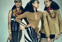 How to dress / Roupa étnica