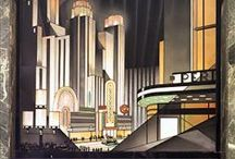 DECO / Dedicated to Art Deco / by Timur Lazarenko