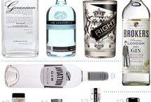 Gin / It's Gin o clock somewhere